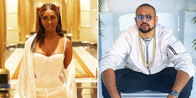 "Tiwa Savage Joins Sean Paul For New Single, ""When It Comes To You"""