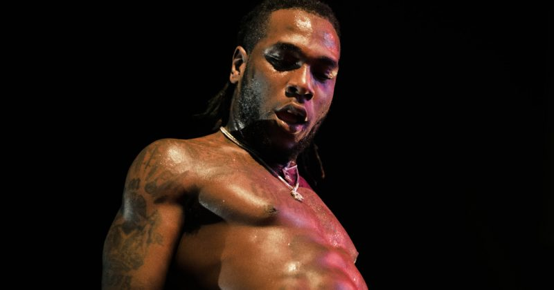 Burna Boy returns to Nativeland after three years