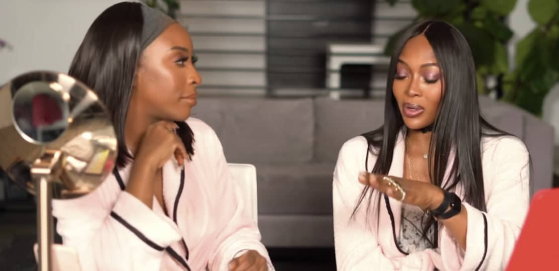 Jackie Aina & Naomi Campbell getting ready and 5 other videos you should see this week