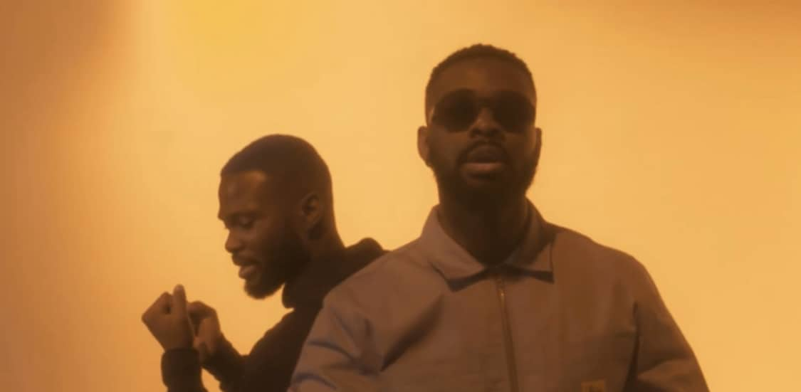 """Wurld and Sarz are stirring up a storm in the video for """"Mad"""""""