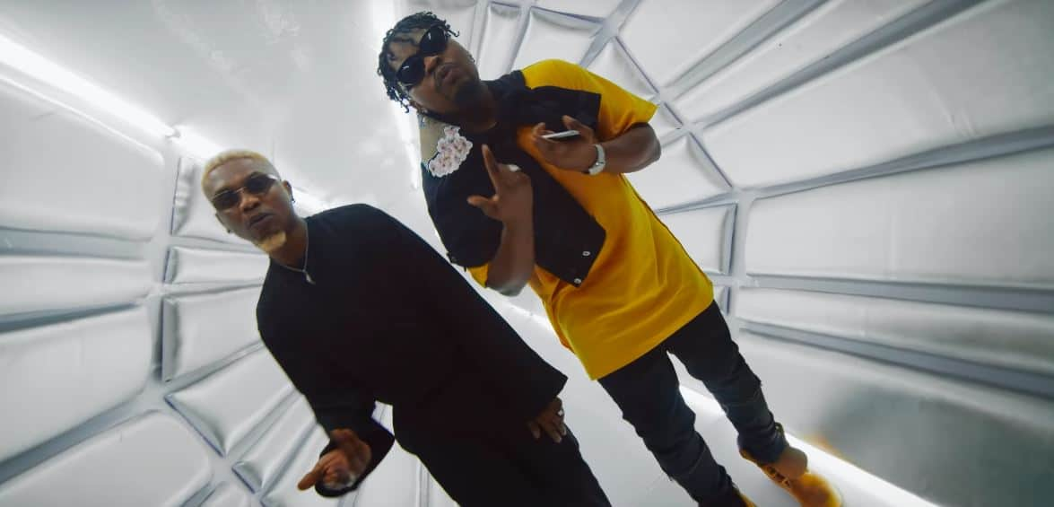 "Watch Reminisce, Olamide & Naira Marley in the video for ""Instagram"""
