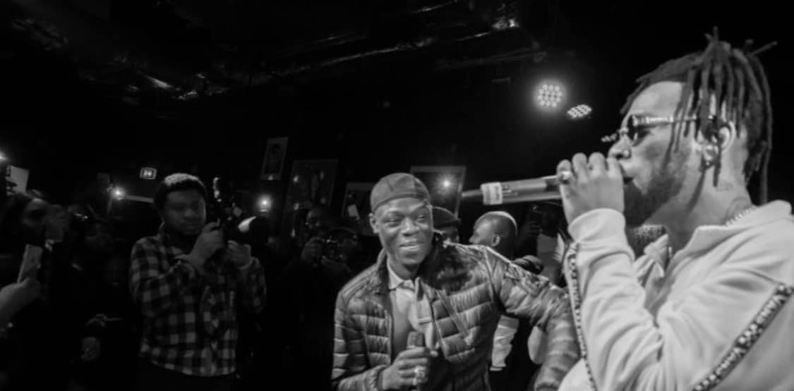 """Burna Boy and J Hus link up for third collaboration, """"Play Play"""""""
