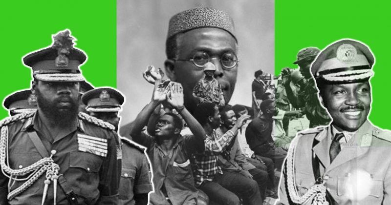 Nigeria Civil War