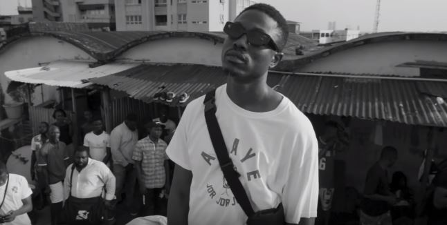 Vector in music video for 'Alaye Jor Jor Jor'