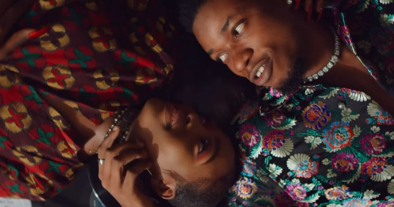 "Catch the love bug in the video for ""Baeby"" by Wavos and King Perryy - The Native"