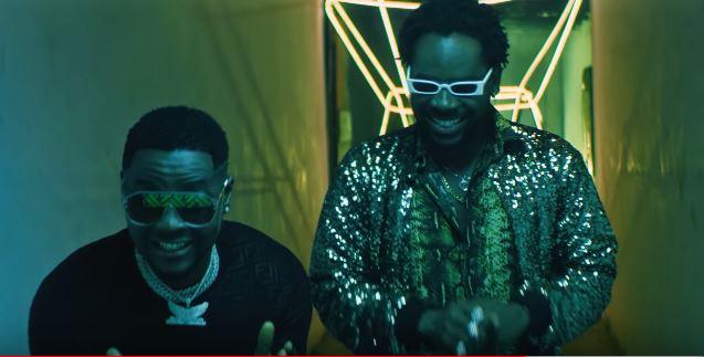 "Watch the video for Adekunle Gold & Kizz Daniel's collaborative single, ""Jore"""