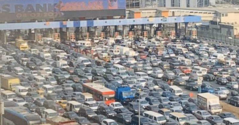 Greater Lagos Okada ban