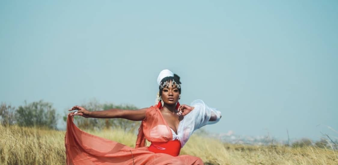 """Efya introduces new alter ego 'Big DraGon' with new single, """"Fracture"""""""