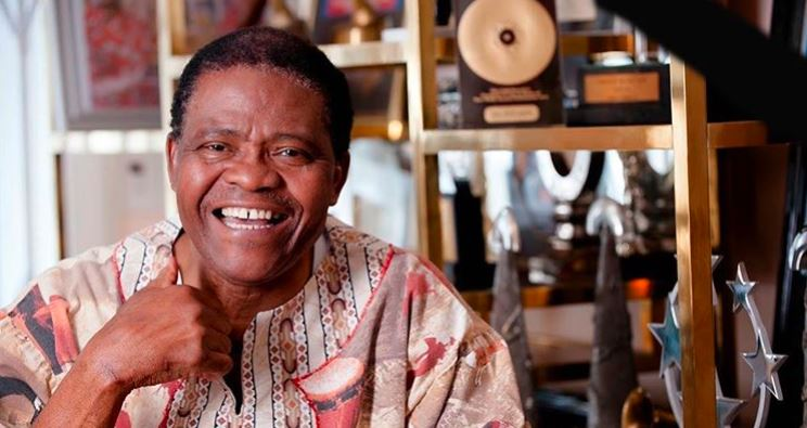 "The Shuffle: Relive Joseph Shabalala's glory days on ""Hello My Baby"" with the Ladysmith Black Mambazo band - The Native"