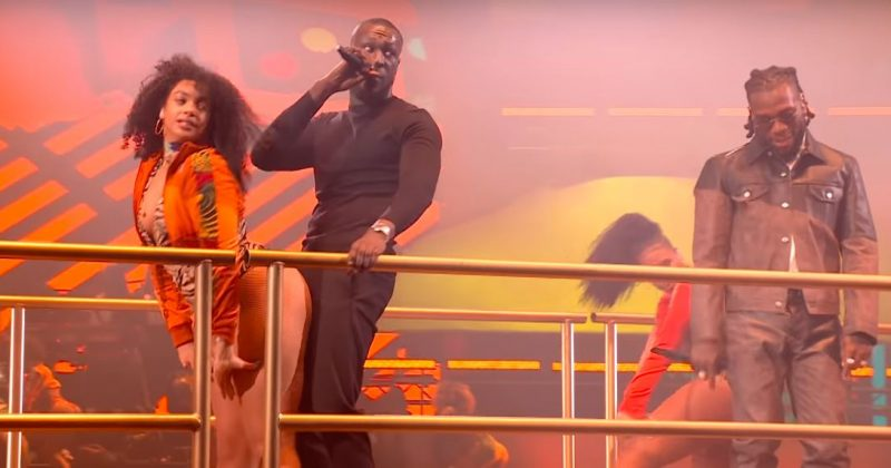 Stormzy and Burna Boy at the BRITs 2020 and 5 other videos you need to watch this week - The Native