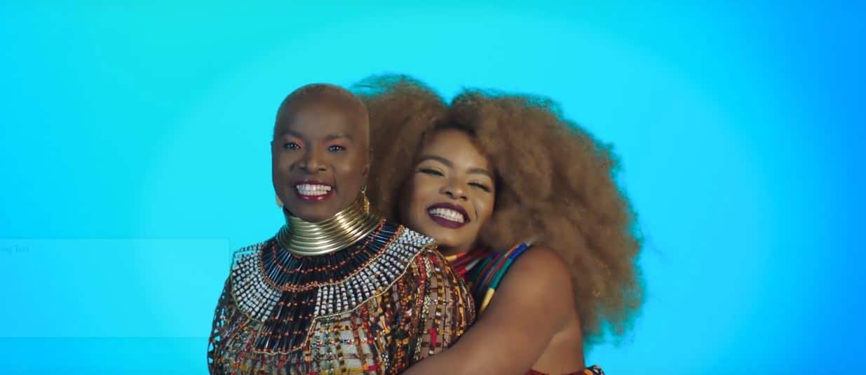 """Watch Yemi Alade & Angelique Kidjo celebrate in new video, """"Shekere"""""""