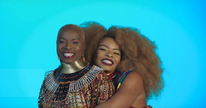 "Yemi Alade and Angelique Kidjo celebrate African music in their ""Shekere"" video - The Native"
