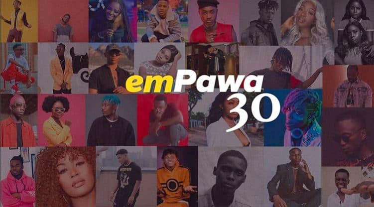 30 new artists join Mr Eazi's emPawa Africa Program