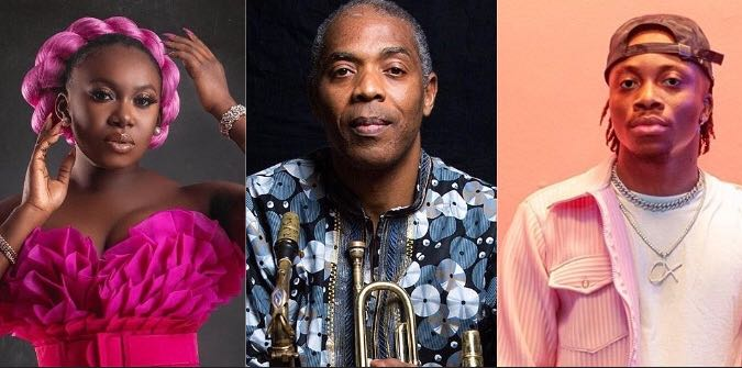 Songs of the day: New music from Niniola, Femi Kuti, Nxwrth, Oxlade, LSMK and more