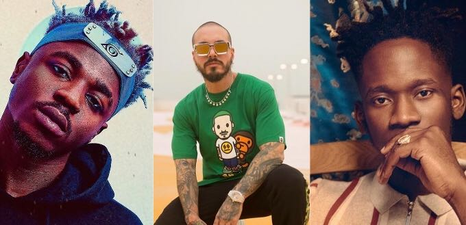 Songs of the day: New music from J Balvin and Mr Eazi, DJ Maphorisa, Kabza De Small, Nxwrth, Aussie and more - The Native