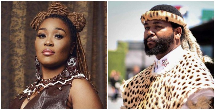 Lady Zamar officially opens sexual assault case against Sjava