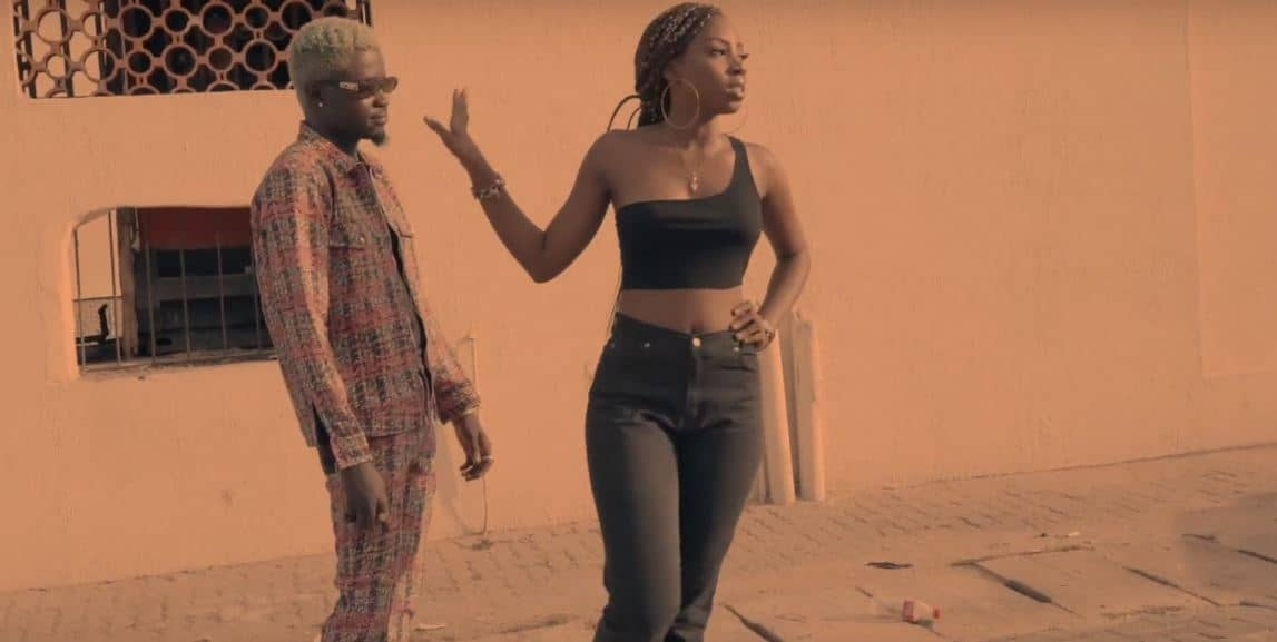 "Watch Minz chase the woman he loves in the video for ""Gyal"""