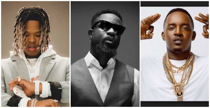 Nasty C, Sarkodie & M.I Abaga nominated for African Rapper of the Year at the 2020 256 Hip-Hop Awards
