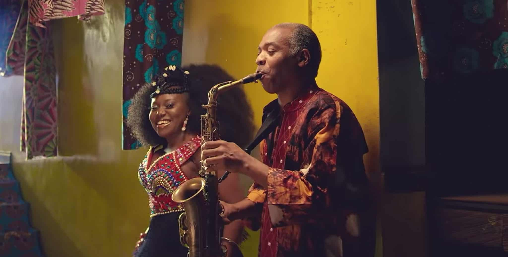 """Niniola pays homage to the Kalakuta queens in video for Femi Kuti-assisted """"Fantasy"""""""