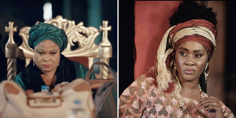 Alhaja Eniola Salami is one of Nollywood's most important female characters