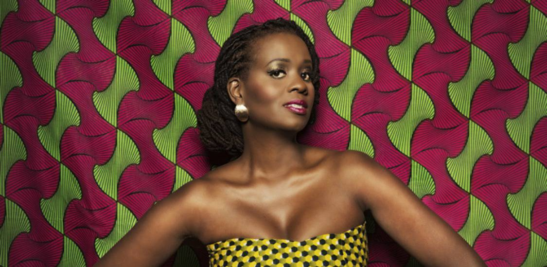 For the Girls: We can't get enough of the soothing sounds of East African jazz artist, SomiMusic
