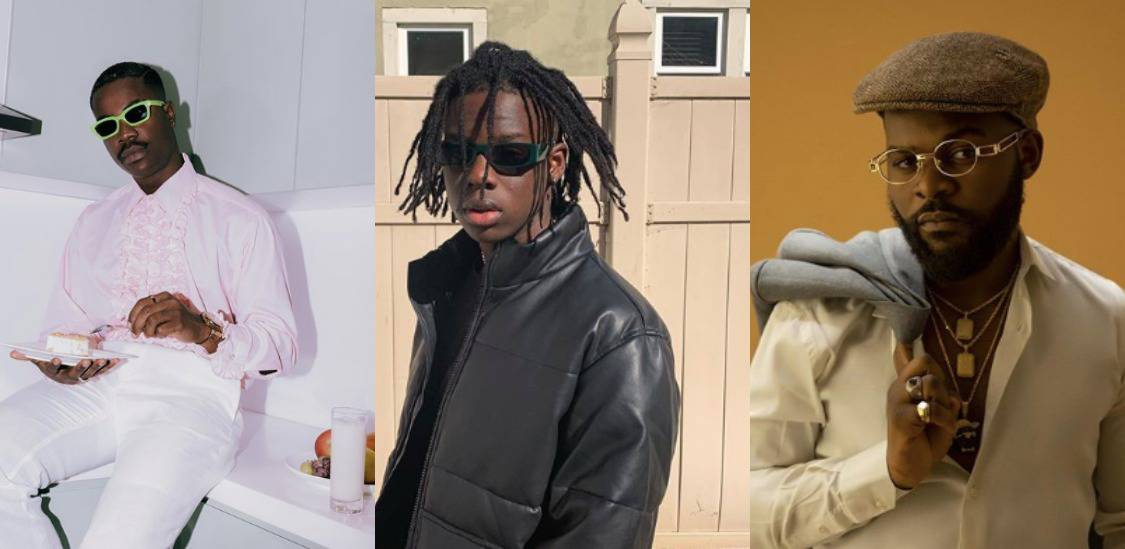 Songs of the day: New music from Rema, Falz, Darkovibes, Mojo & more