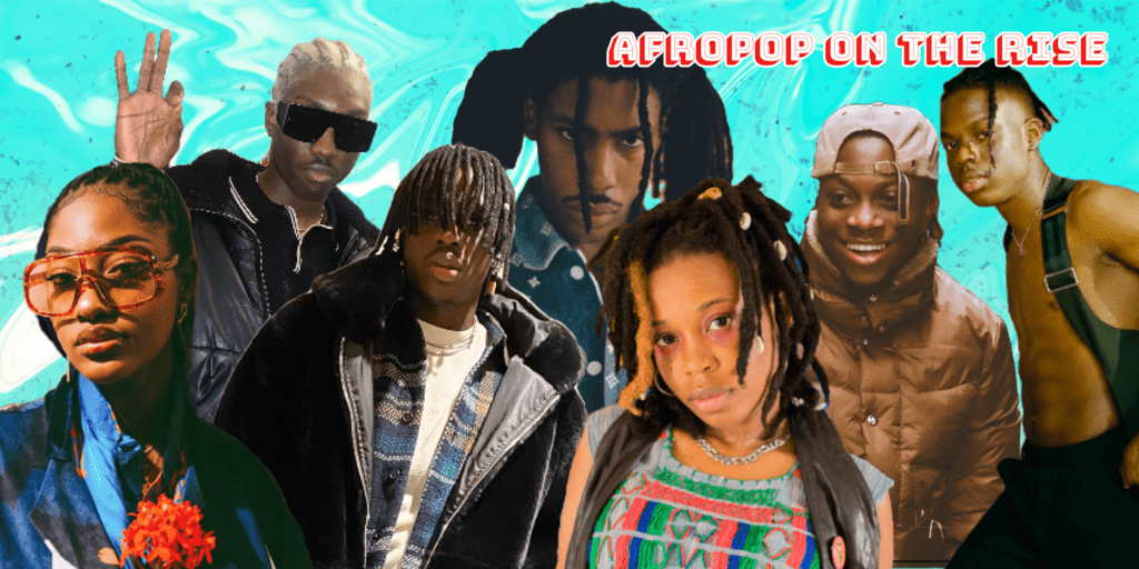 Afropop on the Rise: We're witnessing a dominant new line in the afropop vanguard