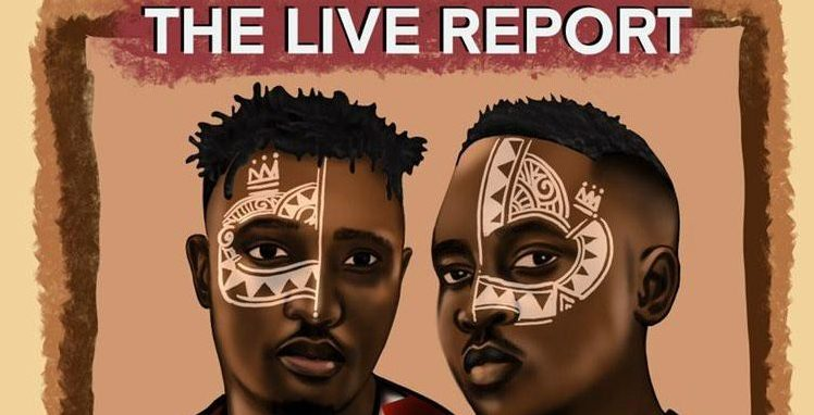 Essentials: M.I Abaga & A-Q's thrilling joint project, 'The Live Report'