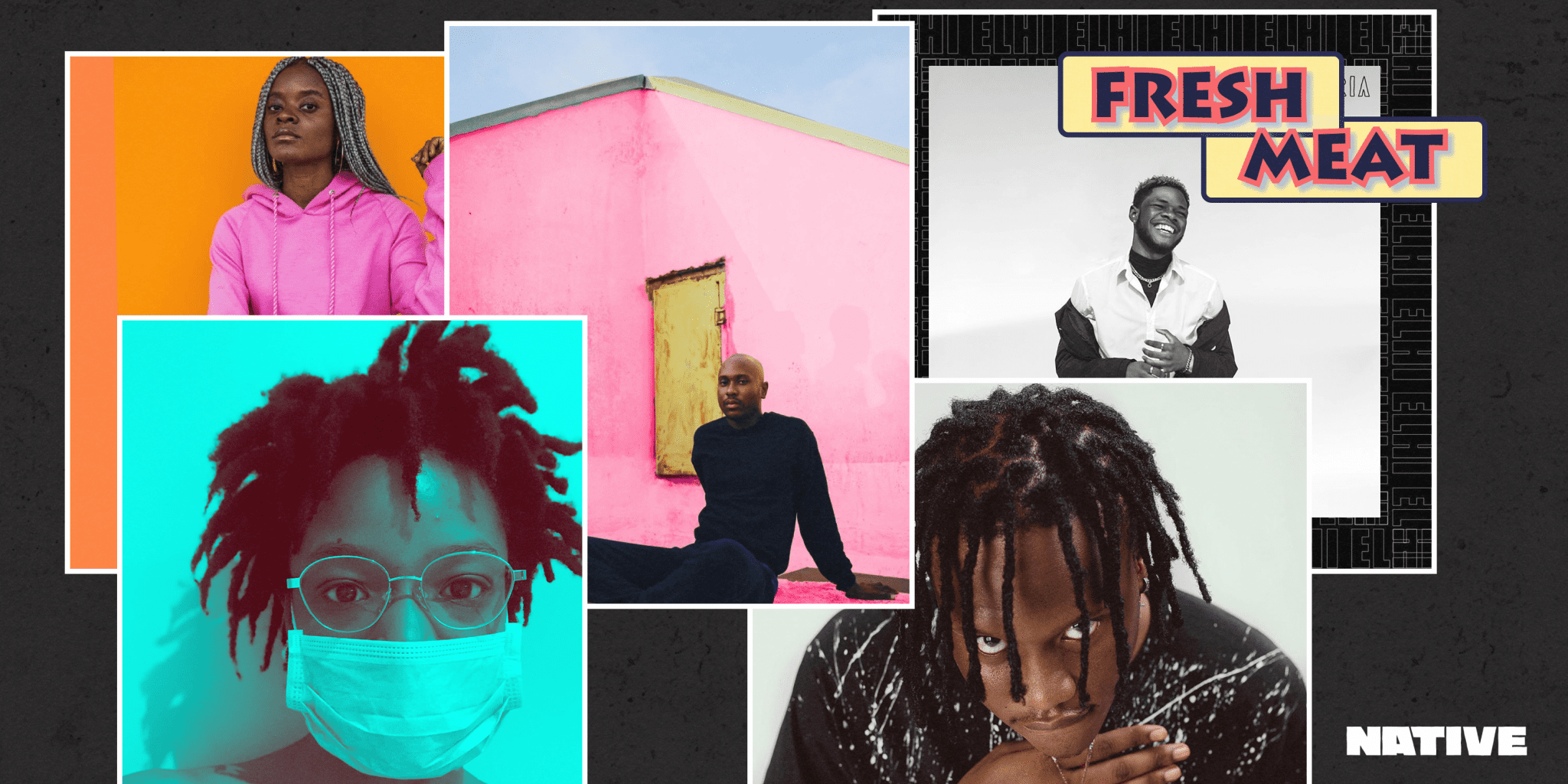 Fresh Meat: Best New Artists Of The Month (April)