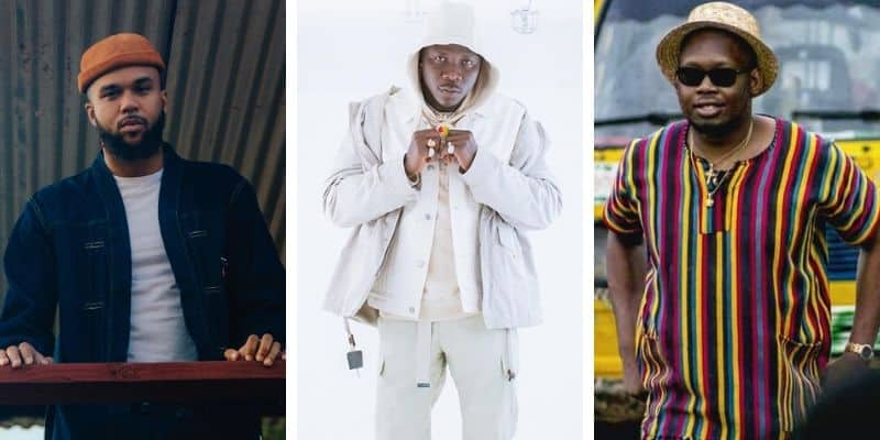 Songs of the Day: new music from Jidenna, Ajebutter, Stonebwoy & many more