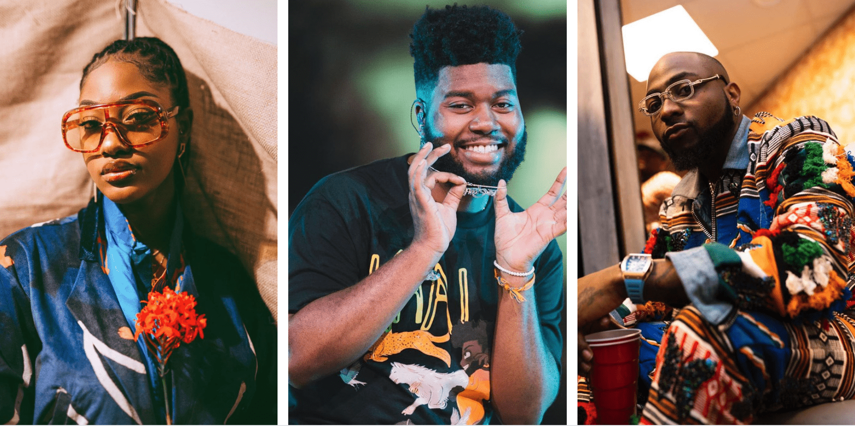 """Khalid teams up with Tems & Davido for """"Know Your Worth"""" Remix"""