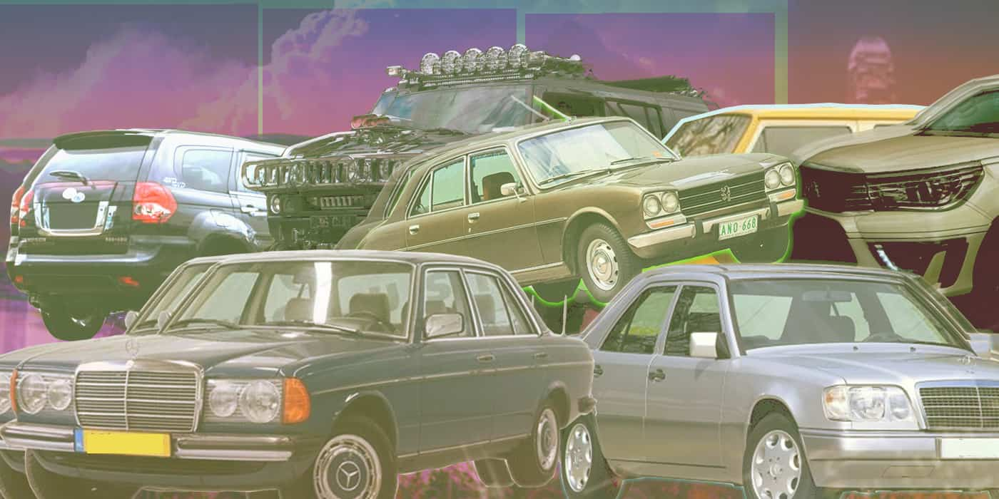 Some iconic cars you'll remember from your childhood in Nigeria