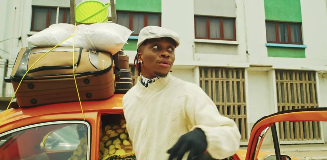 """Ladipoe updates his latest single """"Know You"""" with a memorable video"""