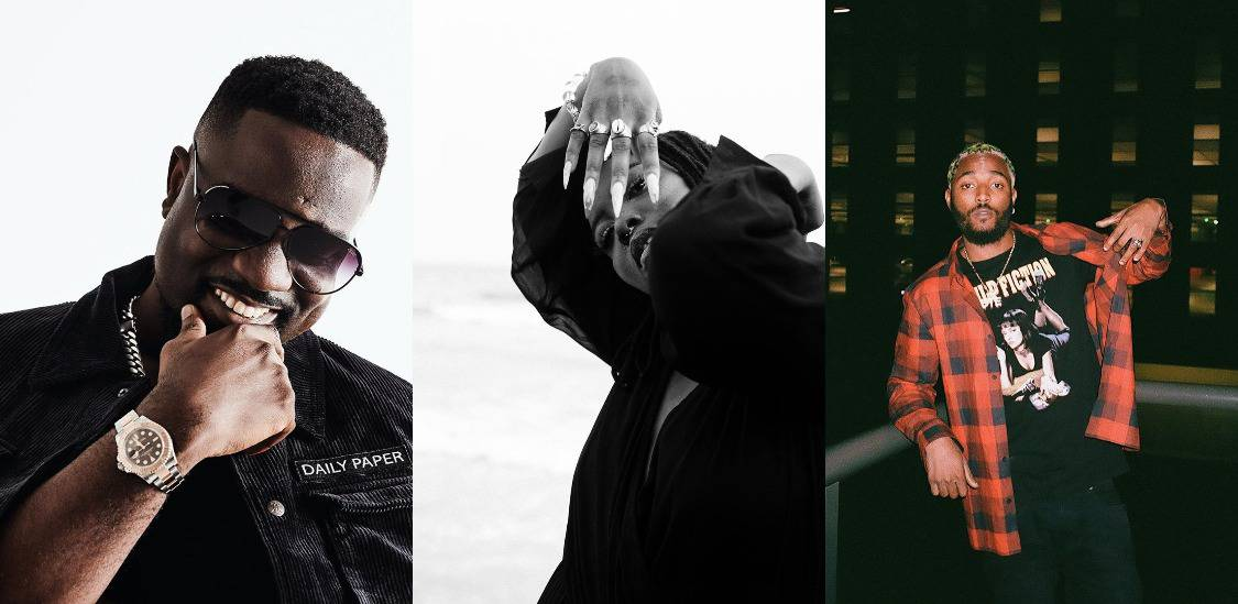 Songs of the Day: New music from Sarkodie, Oxlade, DaRe, Crayon, Ria Boss and more