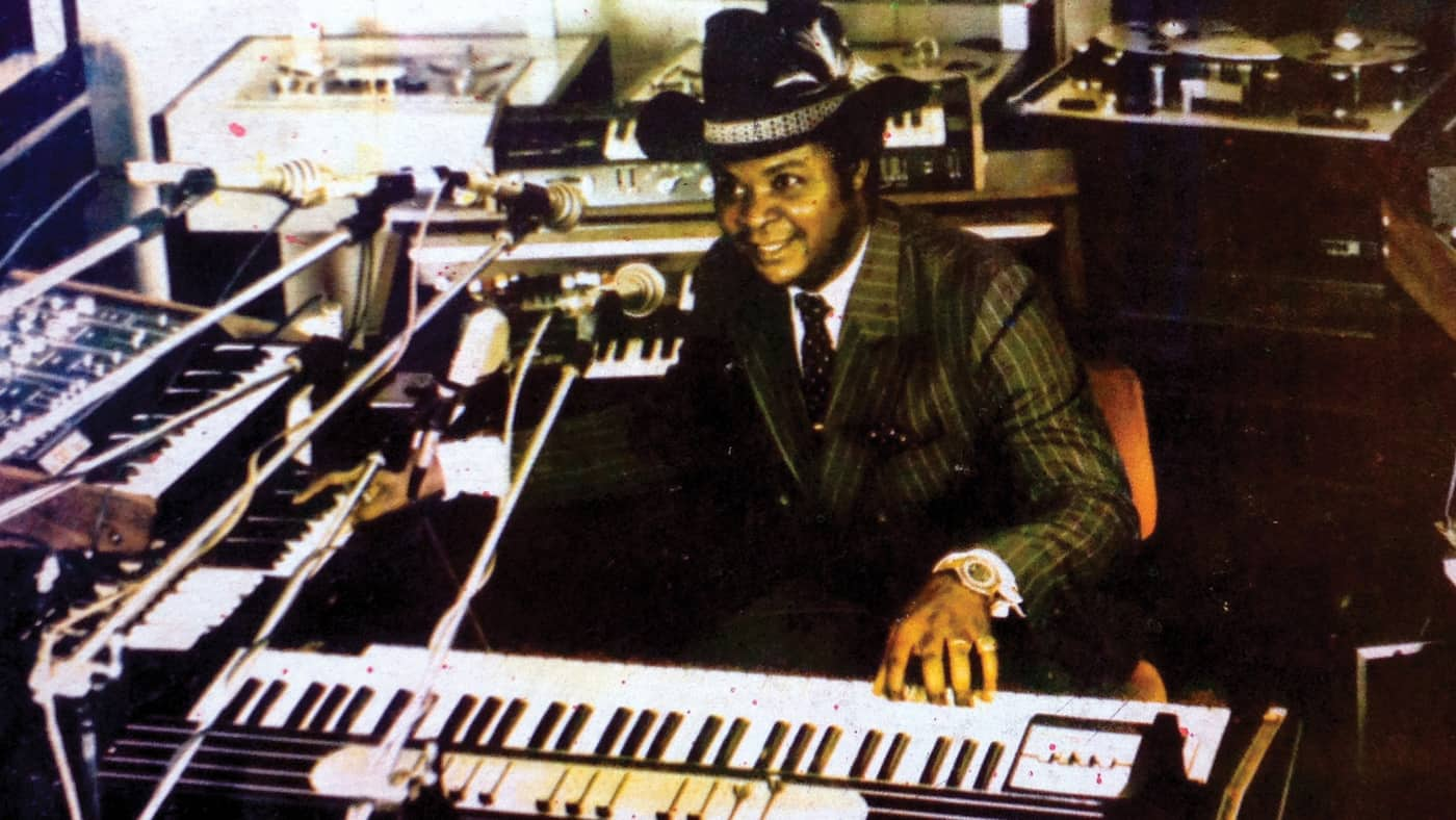 """The Shuffle: William Onyeabor's electronic-funk hit, """"Good Name"""" as a moral compass"""