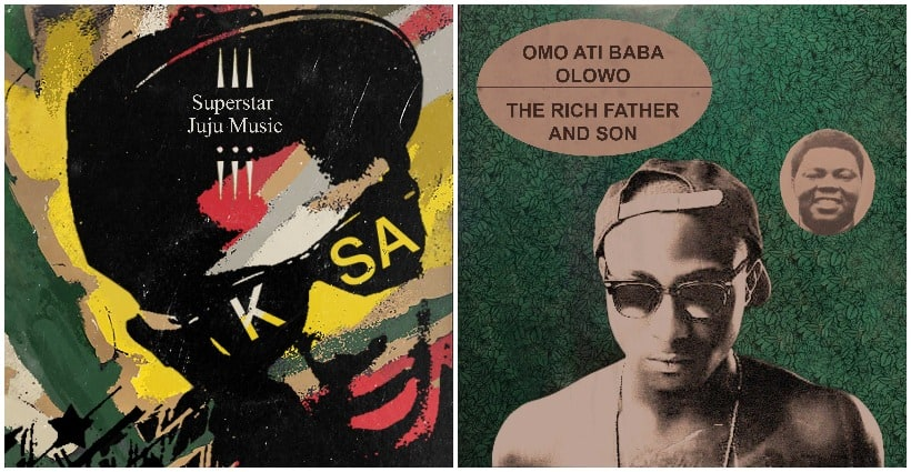 Meet the visual artists connecting Nigerian album arts of the past & the present