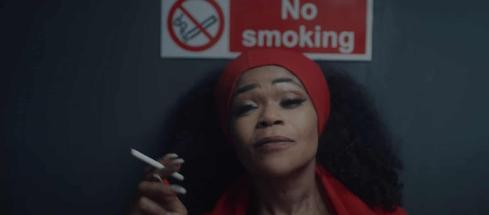 Watch Editi Effiong's new short film, 'Fishbone'