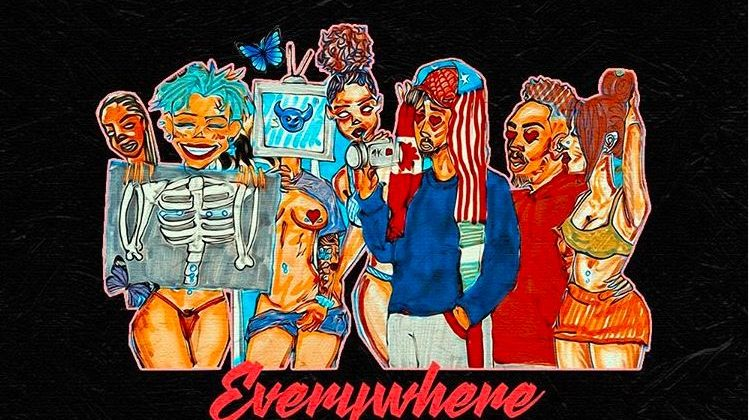 "NATIVE Premiere: Straffitti & Buju team up on new track, ""EVERYWHERE"""