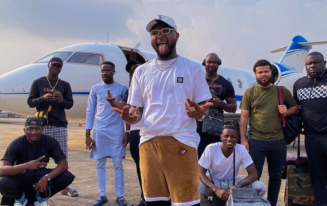 A guide to Davido's DMW crew and his influence on Nigerian pop culture