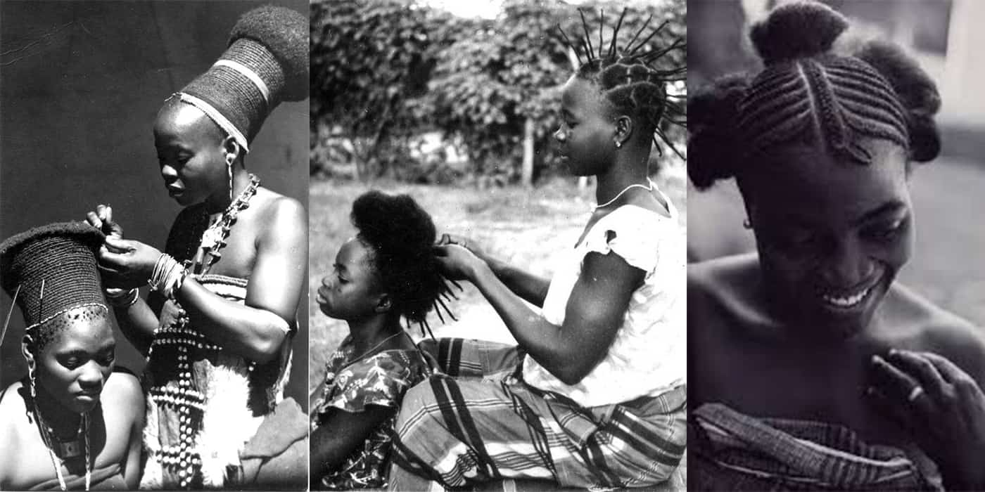Examining the history and value of African hair