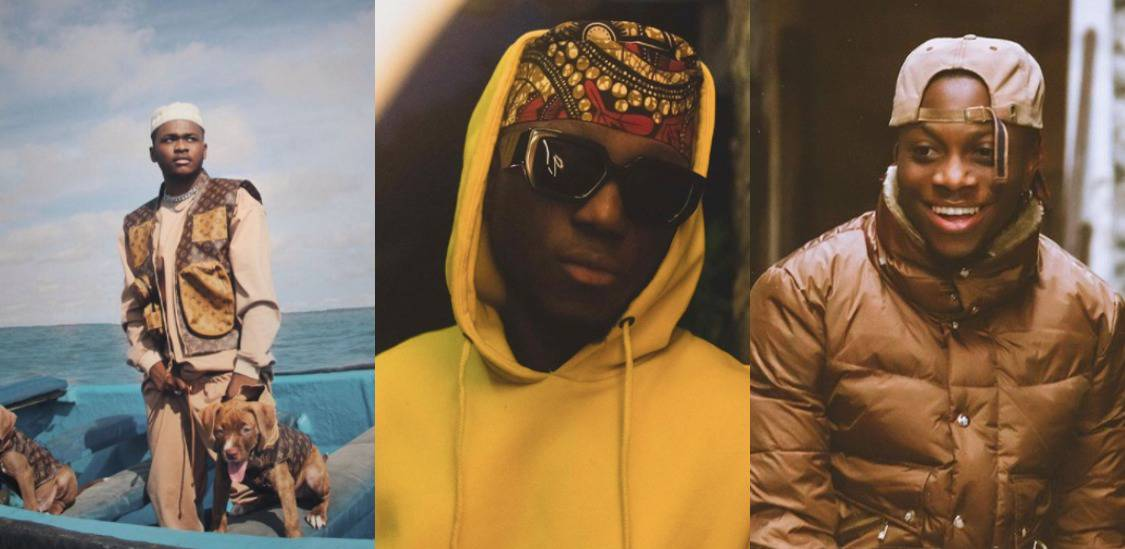 Songs of the Day:  New music from Dj Spinall, Dice Ailes, Jesse Jagz, Wayne, Oxlade and more