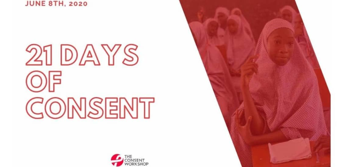 The Consent Workshop presents #21 Days of Consent