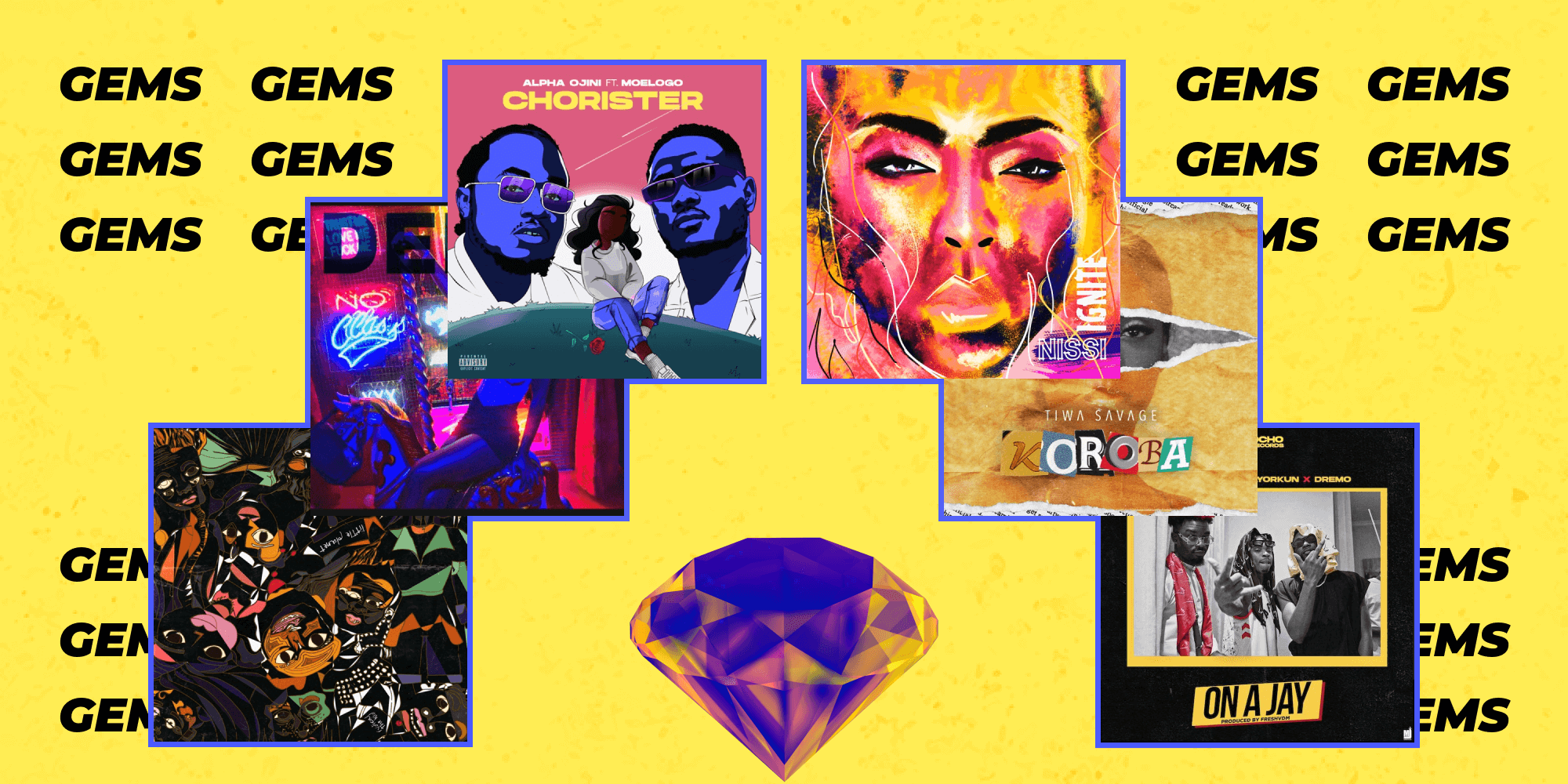 GEMS: A list of the best songs this week