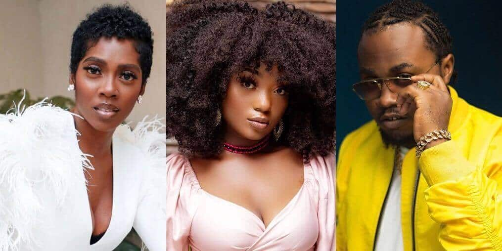 Songs of the day: New music from Efya and Tiwa Savage, Alpha, 2Baba and Wizkid and more