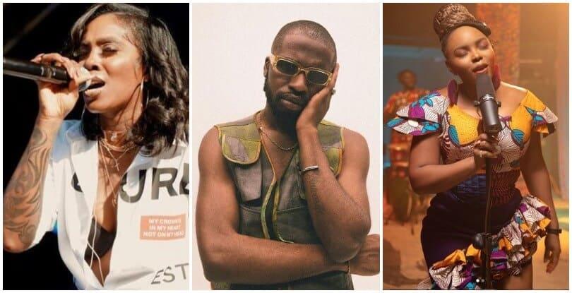 Songs of the Day: New Music from Tiwa Savage, BOJ x Davido x Mr Eazi, Yemi Alade & more