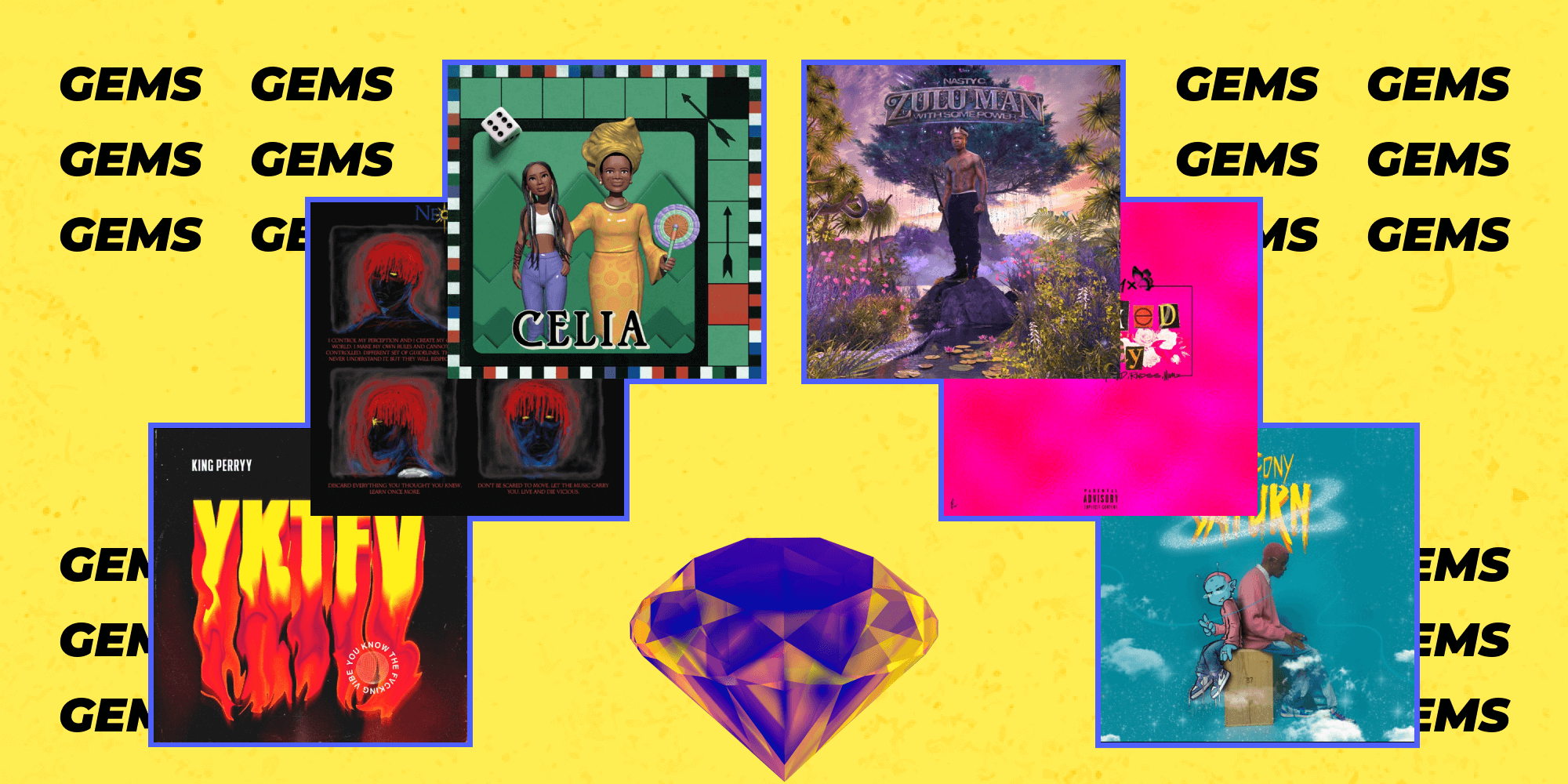 GEMS: A list of the best songs released this week