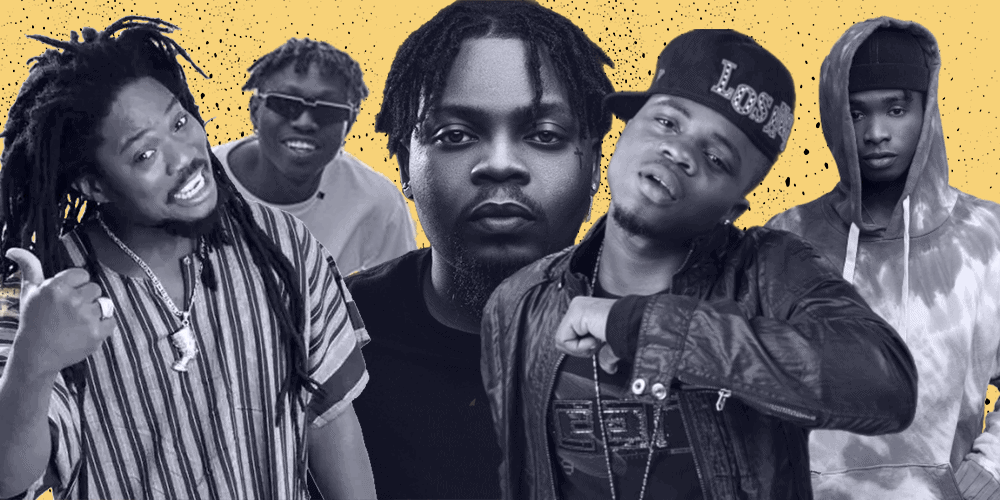 Why Nigerian pop music left the streets