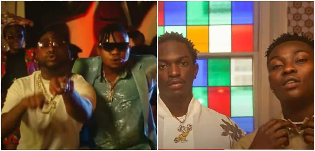 Songs of the Day: New Music from Olakira x Davido, Reekado Banks x Kida Kudz x EO, Runtown & more