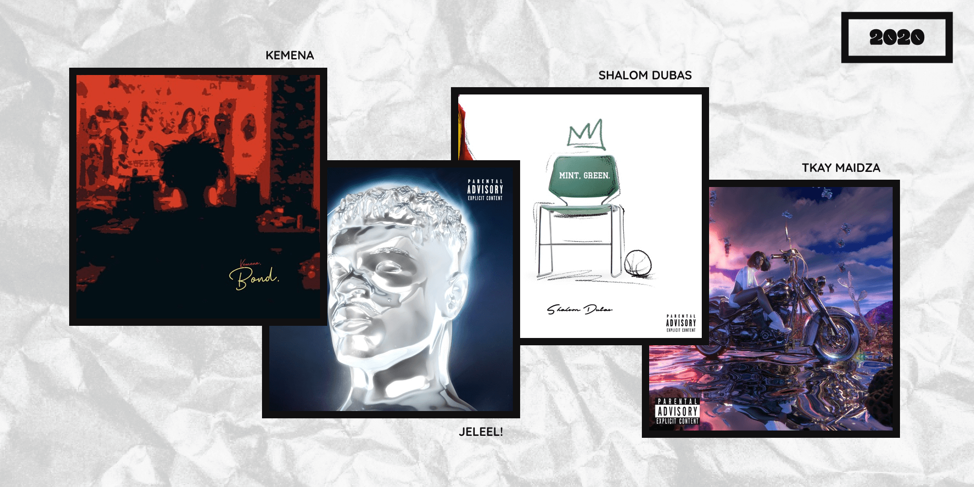 8 must-hear projects you may have missed this year