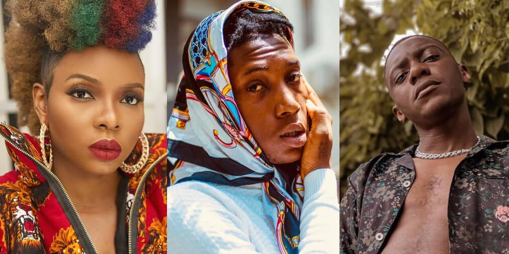 Songs of the day: New music from Yemi Alade, Jess ETA and SGaWD, Ruhdee and Bella Shmurda and more